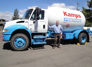 Craig Linden - Manager of Kamps Propane